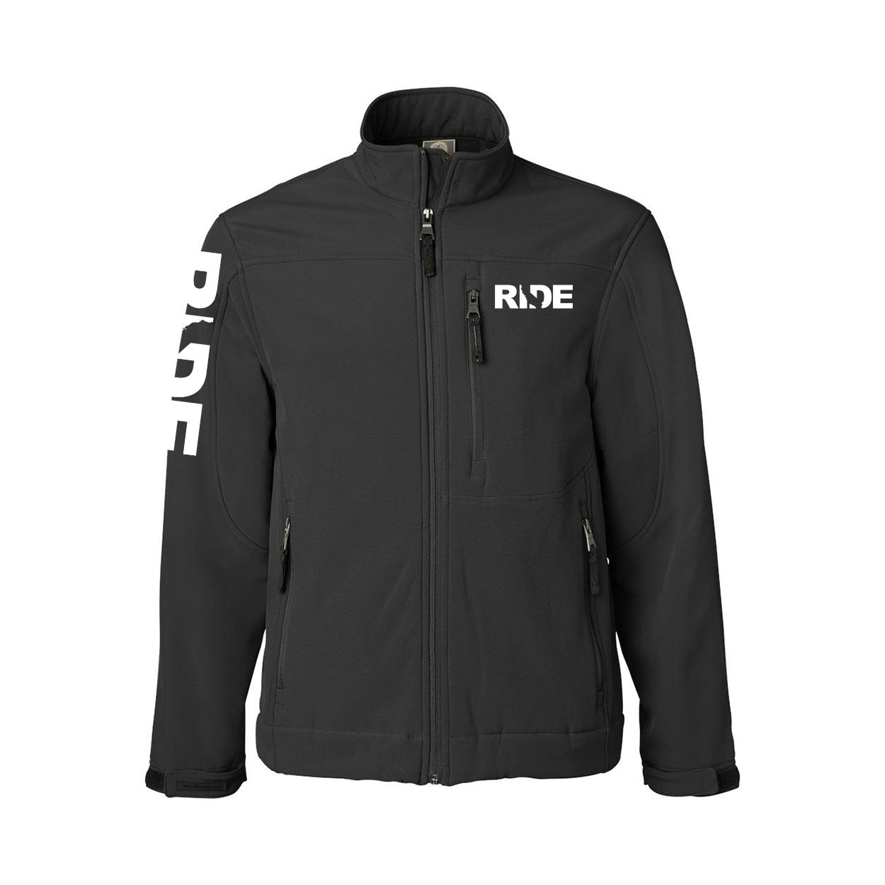 Ride California Classic Soft Shell Weatherproof Jacket