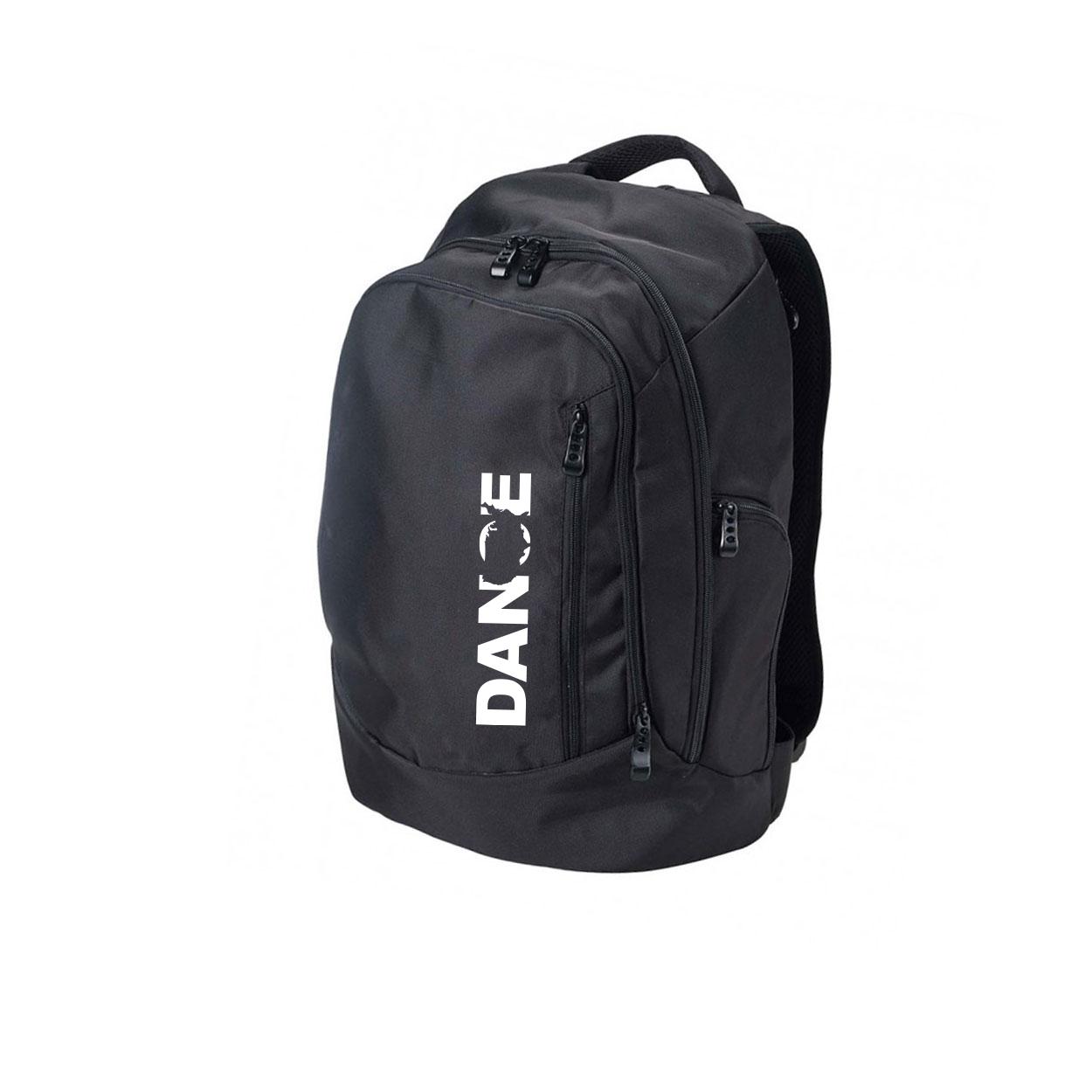 Dance United States Classic Pro Backpack (White Logo)